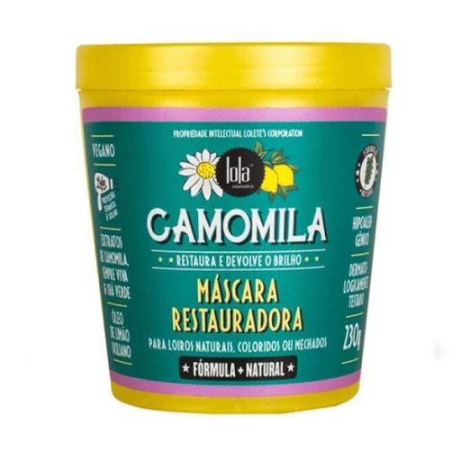 Mascarilla Camomila Lola Cosmetics