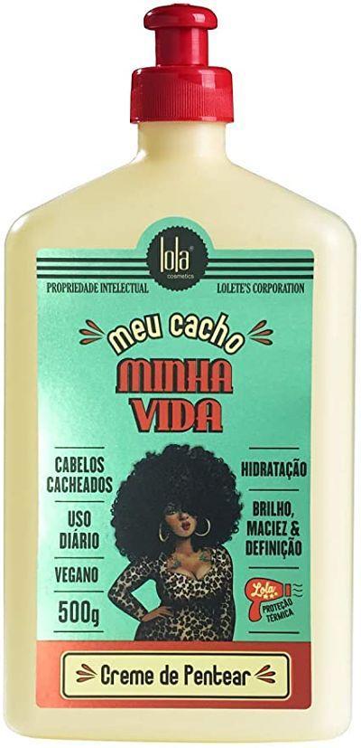 Activador/Crema Meu Cacho Minha Vida Lola Cosmetics