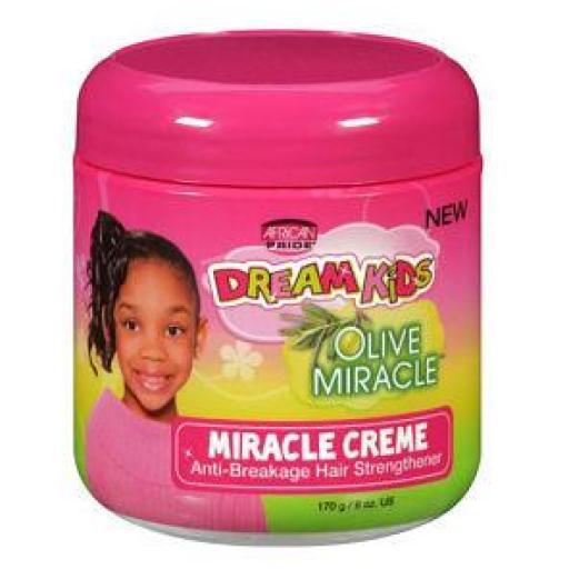 Crema Dream Kids Olive Miracle