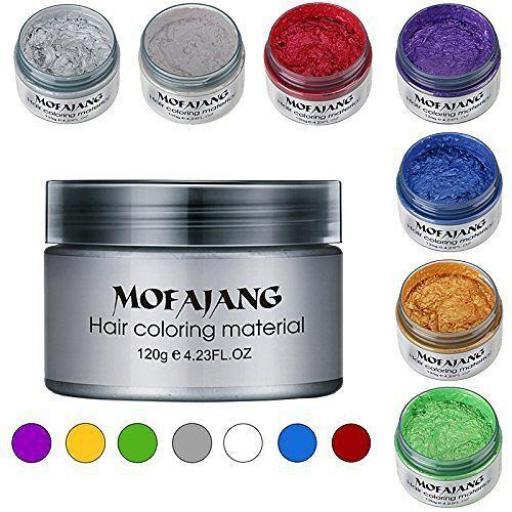 Ceras de Color Temporal Mofajang