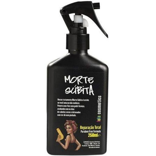 Spray Reparador Morte Subita Lola Cosmetics