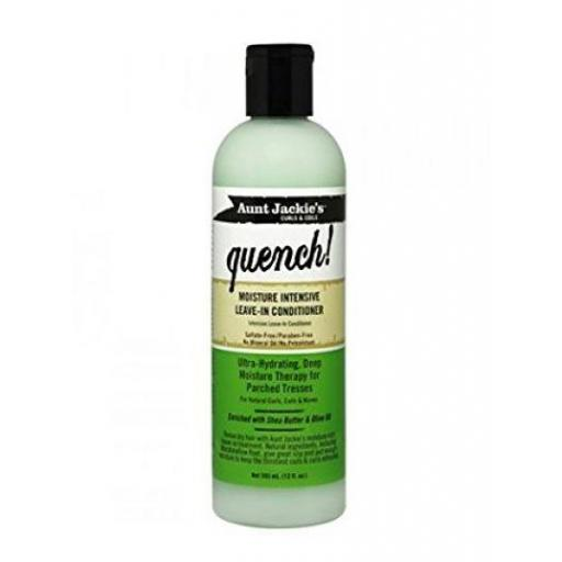 Quench! Leave-in Conditioner Aunt Jackie's [0]