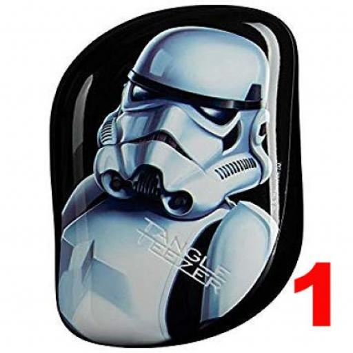 Cepillo Tangle Teezer Compact Star Wars