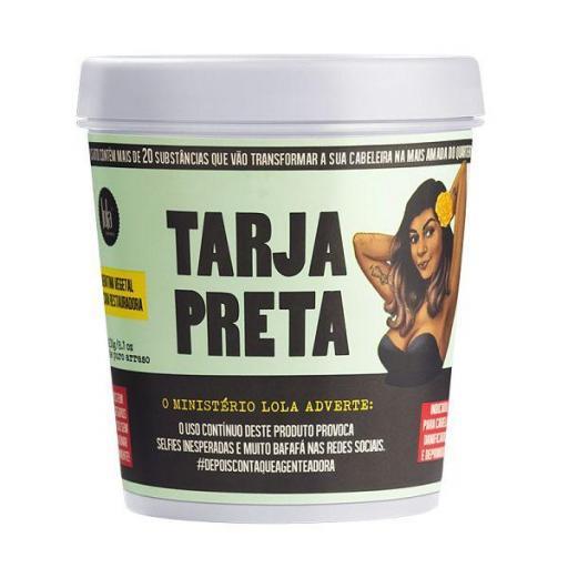 Mascarilla Restauradora Tarja Preta Lola Cosmetics