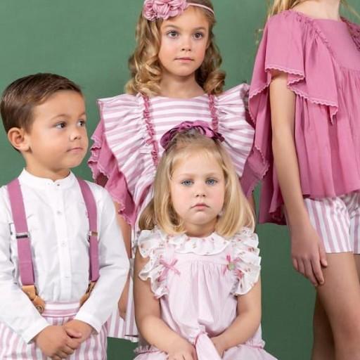 Conjunto niño con tirantes familia Murillo [1]