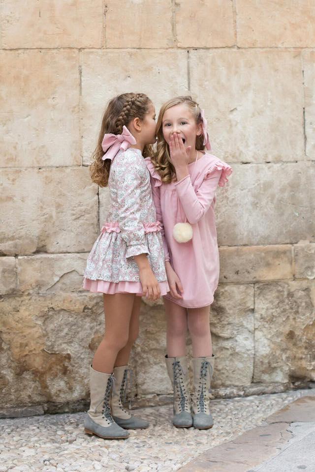"""Vestido """"Familia Touch of pink"""""""