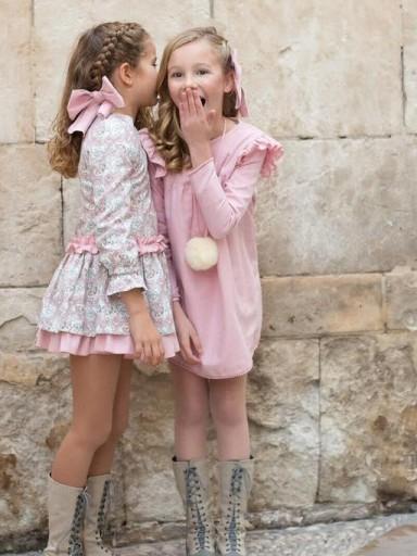 """Vestido """"Familia Touch of pink"""" [0]"""