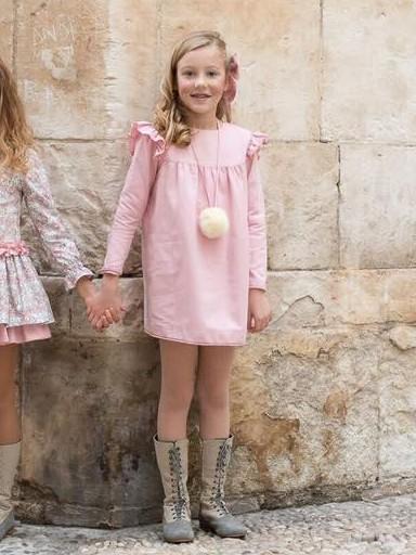 """Vestido """"Familia Touch of pink"""" [3]"""