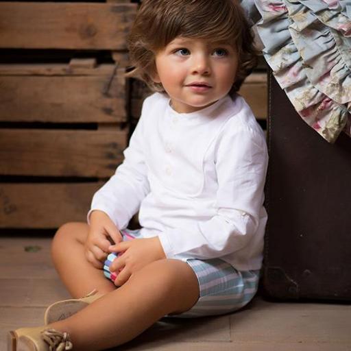 Camisa + Pantalón cortito pequeños [1]