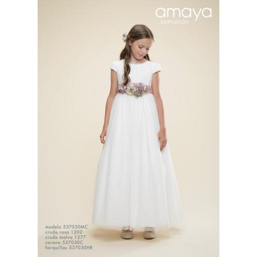 Vestido comunion  [0]