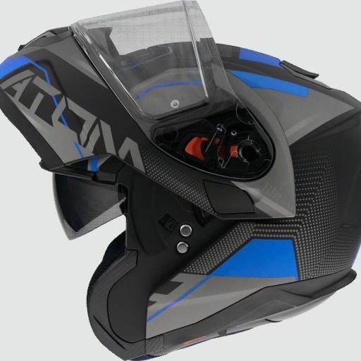 CASCO MODULAR ATOM SV QUARK A7 MATT BLUE