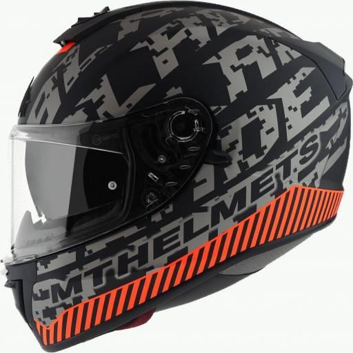 CASCO INTEGRAL  BLADE 2 SV CHECK B2 MATE