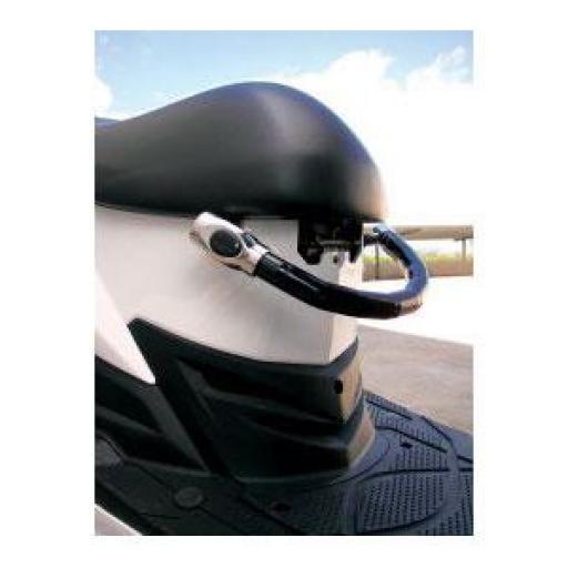 URBAN ANTIRROBO SCOOTER/CASCO/MANILLAR URBAN SECURITY Piaggio Beverly 125 cc -300cc  [1]