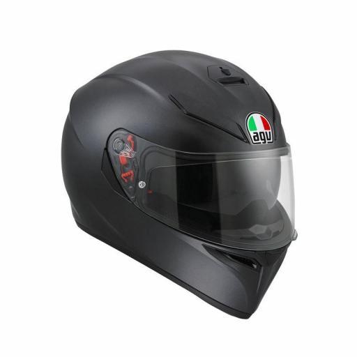 AGV K3 SV MATT BLACK