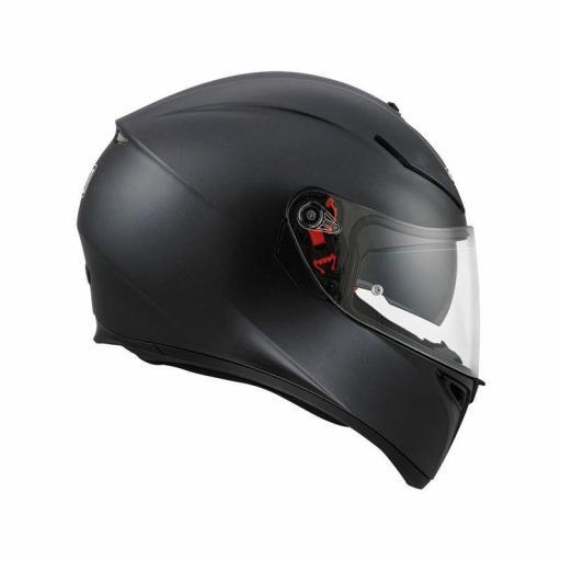 AGV K3 SV MATT BLACK [1]