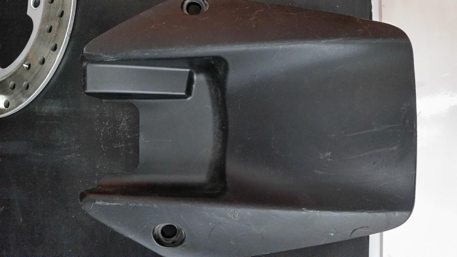 Aleta pase rueda inferior Honda cbr 1000 rr 2008 - 2012