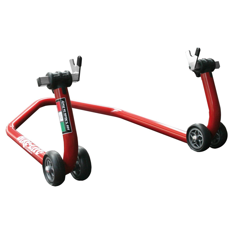 Caballete trasero universal extra bajo para motos pesadas