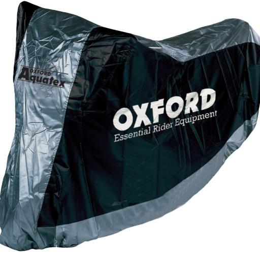 Funda de proteccion para motocicletas T. Extra grande (277cm) Oxford OF926XL [0]