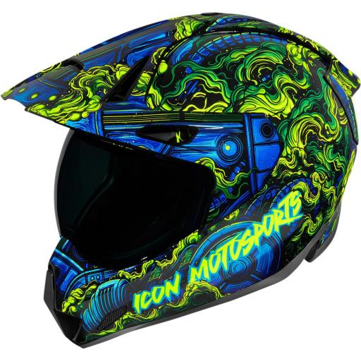 ​Casco Icon Variant Pro ™ Willy Pete [1]