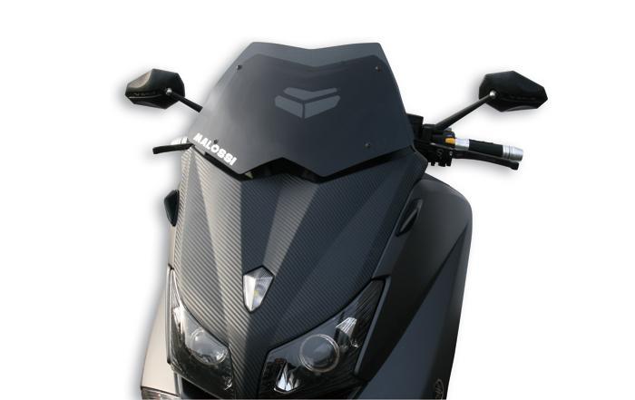 Pantalla Malossi Ahumada MHR Yamaha T-MAX 530 12-15