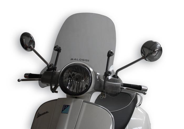 Pantalla Malossi transp. VESPA GTS 125/250/300