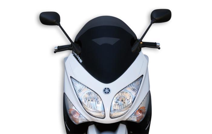 Pantalla Malossi Ahumada MHR Yamaha T-MAX 500 08-11