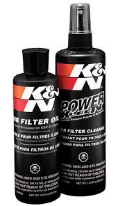 KIT Mantenimiento  FILTRO AIRE K&N