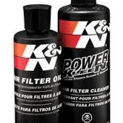 KIT Mantenimiento  FILTRO AIRE K&N [0]