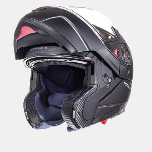 CASCO MODULAR ATOM SV SOLID MATT BLACK
