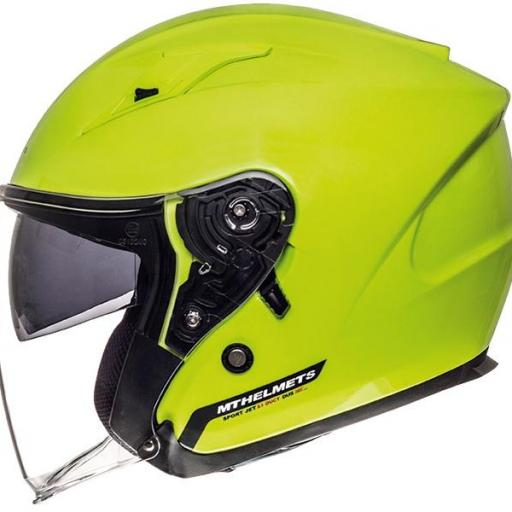 CASCO JET AVENUE SV SOLID GLOSS FLUOR YELLOW
