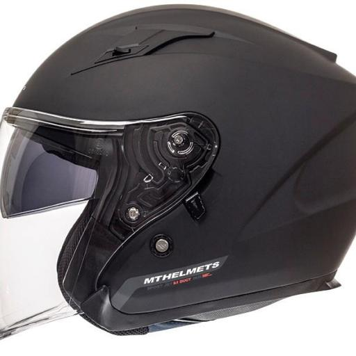 CASCO JET AVENUE SV SOLID MATT BLACK