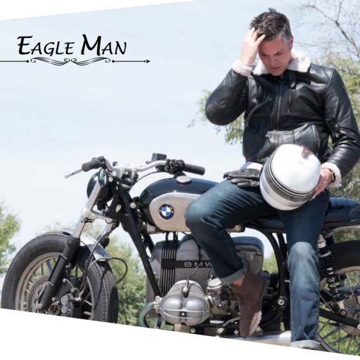 Chaqueta Eagle Man [1]