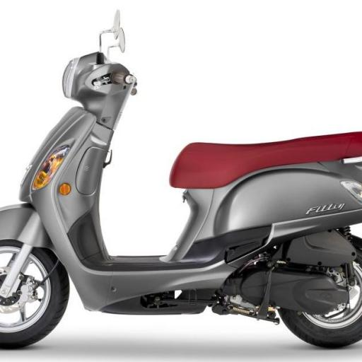 Kymco FILLY 125 [1]