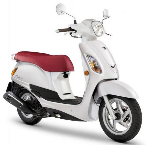 Kymco FILLY 125 [2]