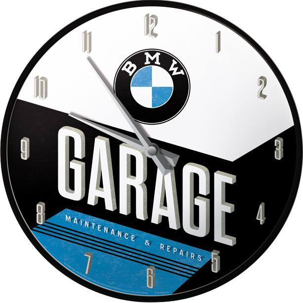 Reloj BMW - Garaje