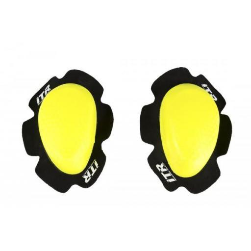Deslizaderas color amarillo fluor  ITR [1]