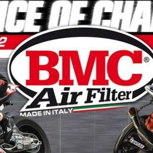Filtros BMC para todos los modelos [0]