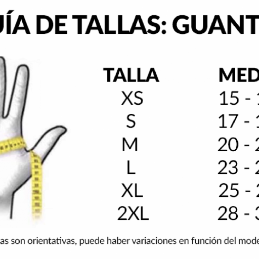 GUANTES CHICA- Touring, city, scooter, naked, trail. [3]
