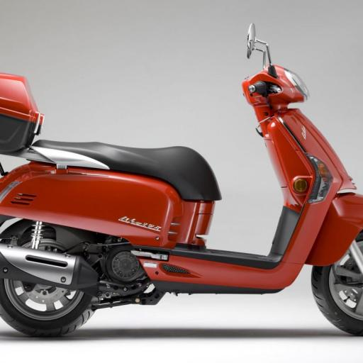 URBAN ANTIRROBO SCOOTER/CASCO/MANILLAR URBAN SECURITY Kymco Like 50cc -125 cc