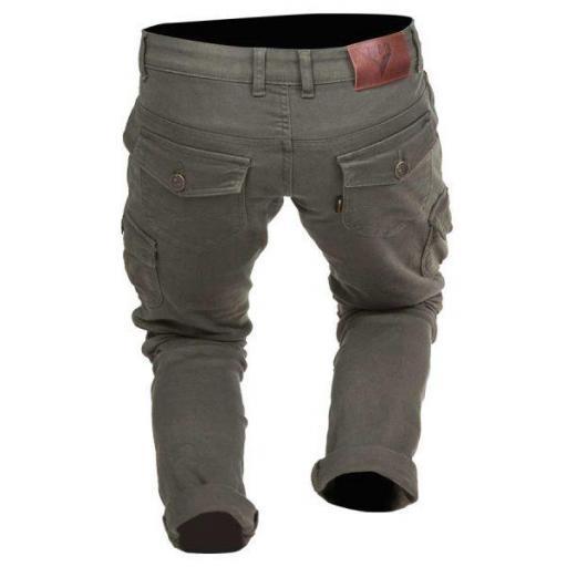 Pantalón Mixed Man [3]