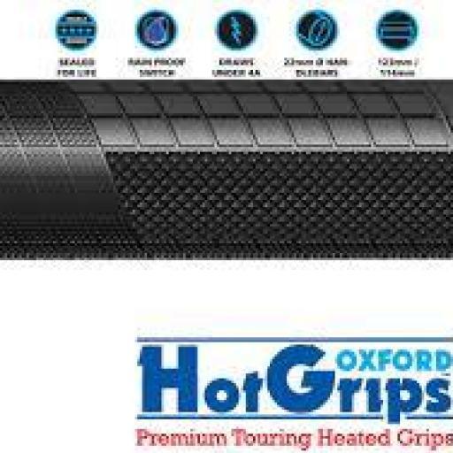 Puños calefactables Oxford Premium Sports [2]