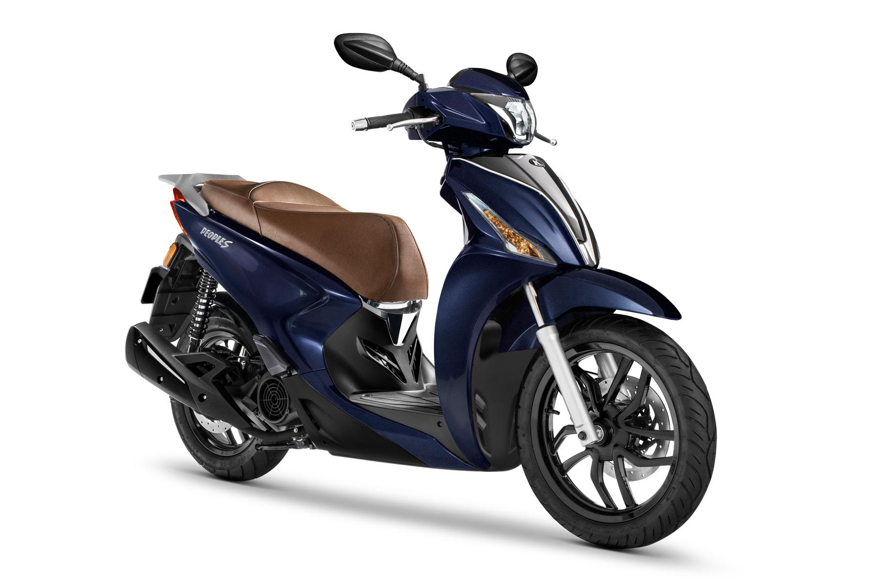 KYMCO PEOPLE S 125 ABS   EURO 5