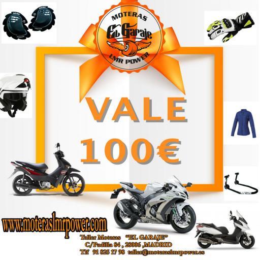 VALE-REGALO 100€