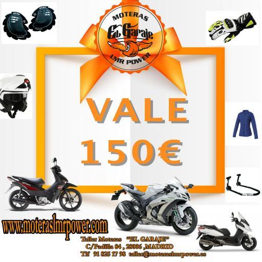VALE-REGALO 150 €