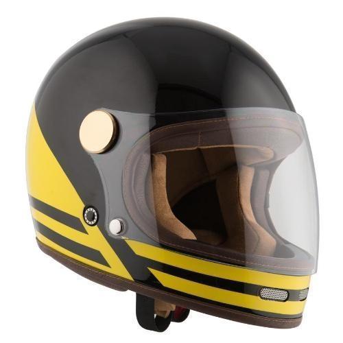 Casco Roadster II Black/Yellow
