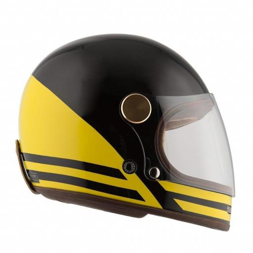 Casco Roadster II Black/Yellow [2]