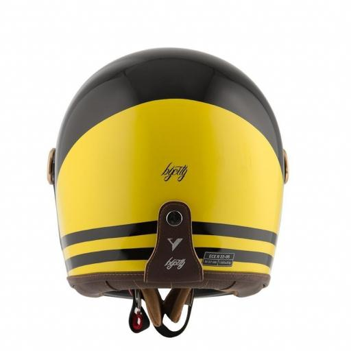 Casco Roadster II Black/Yellow [3]