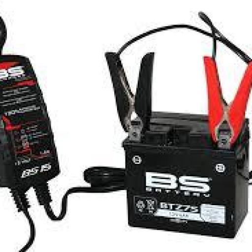 Cargador bateria BS Battery BS15 1,5 AH [0]