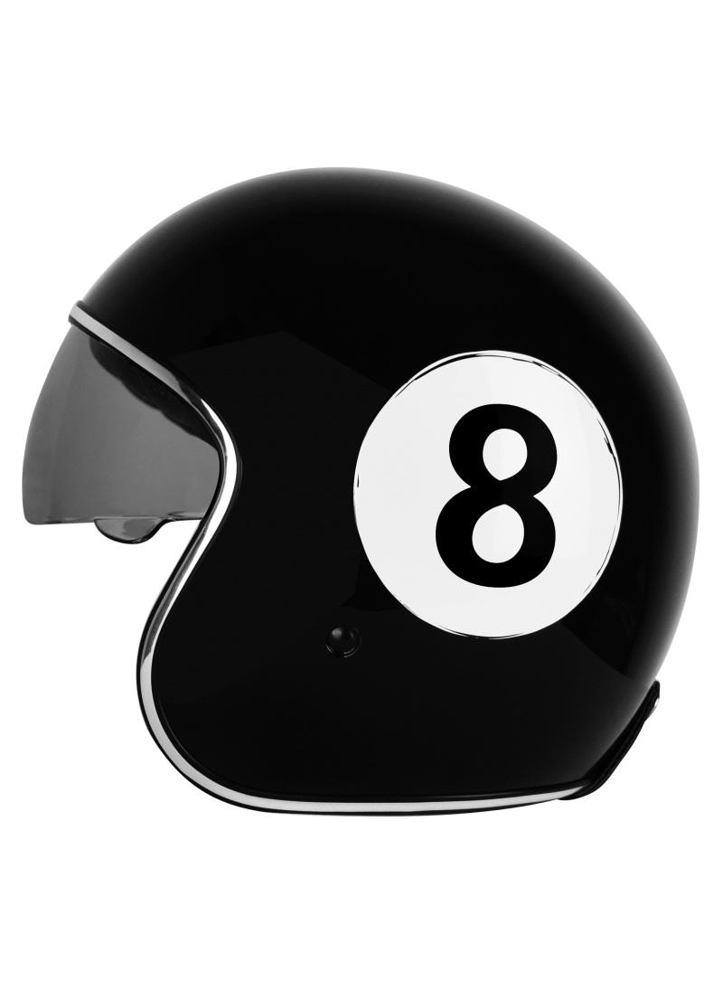 Casco Jet Origine Sprint Baller Bola 8