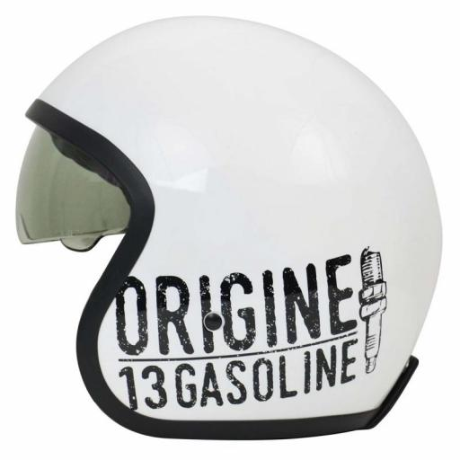 Casco Jet Origine Sprint Gasoline White [2]